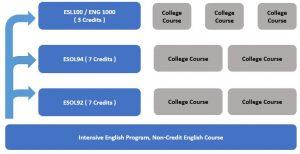 ハワイ留学, KCC, カピオラニコミュニティカレッジ, 英語コース