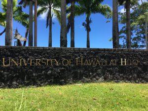 ハワイ大学ヒロ校、University of Hawaii at Hilo