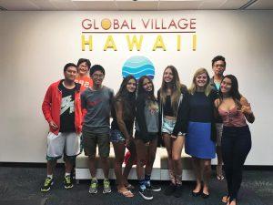 グローバルビレッジハワイ, Global Village Hawaii, GV, ハワイ留学, ハワイ 語学学校
